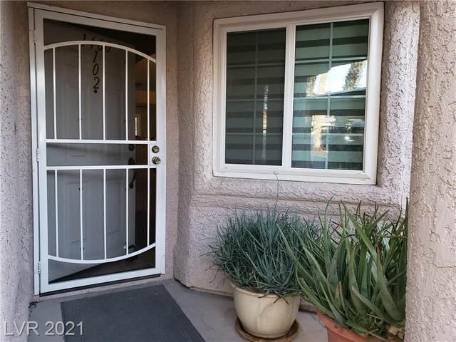 1460 Di Blasi Drive #102, Las Vegas, NV 89119 (MLS #2300462) :: The Perna Group
