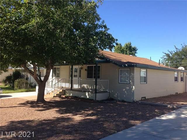 620 Avenue F, Boulder City, NV 89005 (MLS #2300465) :: Galindo Group Real Estate