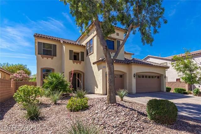3721 Alcantara Lane, North Las Vegas, NV 89084 (MLS #2300493) :: Team Michele Dugan