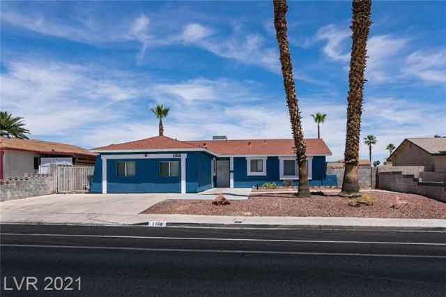 1168 E Hacienda Avenue, Las Vegas, NV 89119 (MLS #2300506) :: Lindstrom Radcliffe Group
