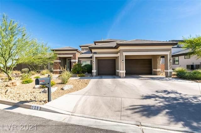 230 W Desert Rose Drive, Henderson, NV 89015 (MLS #2300512) :: Lindstrom Radcliffe Group