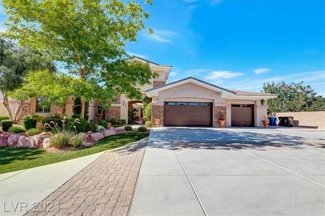 8420 Picket Ridge Court, Las Vegas, NV 89143 (MLS #2300525) :: Custom Fit Real Estate Group