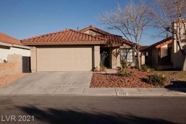 4790 Belshire Drive, Las Vegas, NV 89147 (MLS #2300526) :: Jack Greenberg Group