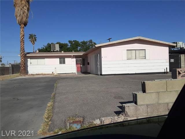 612 N Jones Boulevard, Las Vegas, NV 89107 (MLS #2300529) :: Lindstrom Radcliffe Group