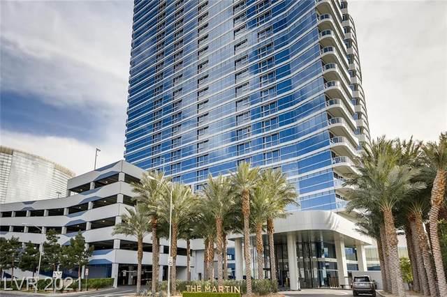4471 Dean Martin Drive #807, Las Vegas, NV 89103 (MLS #2300567) :: DT Real Estate