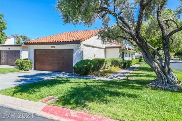 3154 Espanol Drive, Las Vegas, NV 89121 (MLS #2300582) :: ERA Brokers Consolidated / Sherman Group