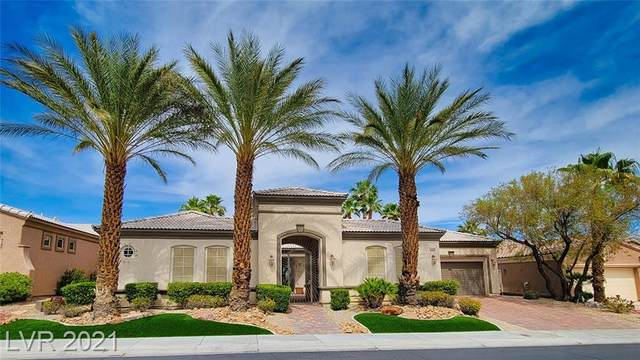 4430 Bella Cascada Street, Las Vegas, NV 89135 (MLS #2300612) :: The Shear Team