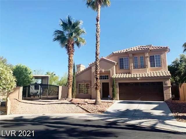 8987 Lillyhammer Court, Las Vegas, NV 89147 (MLS #2300624) :: Jack Greenberg Group