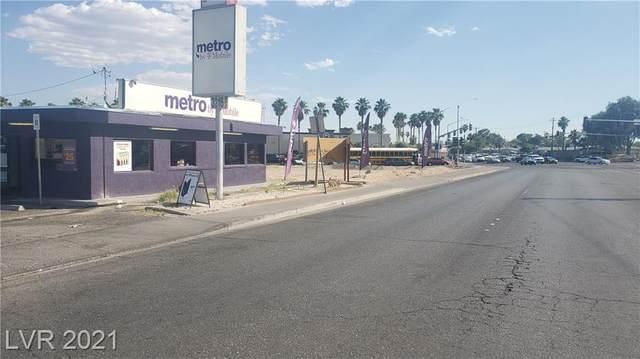 3220 Civic Center Drive, North Las Vegas, NV 89030 (MLS #2300649) :: The Melvin Team