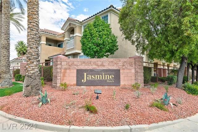 5855 Valley Drive #1012, Las Vegas, NV 89031 (MLS #2300659) :: Jack Greenberg Group