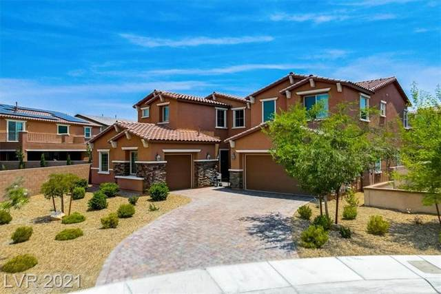 2817 Athena Hill Court, Henderson, NV 89052 (MLS #2300687) :: Hebert Group   Realty One Group