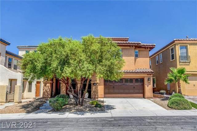 1038 Via Di Olivia Street, Henderson, NV 89011 (MLS #2300695) :: Signature Real Estate Group