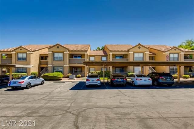 2300 E Silverado Ranch Boulevard #1157, Las Vegas, NV 89183 (MLS #2300711) :: Jack Greenberg Group