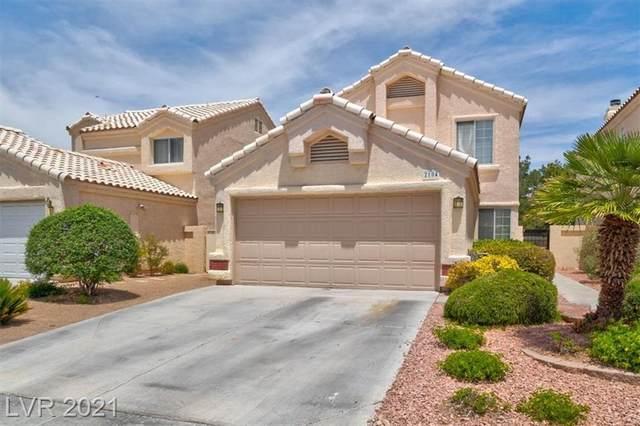 2104 Storkspur Way, Las Vegas, NV 89117 (MLS #2300738) :: Vestuto Realty Group