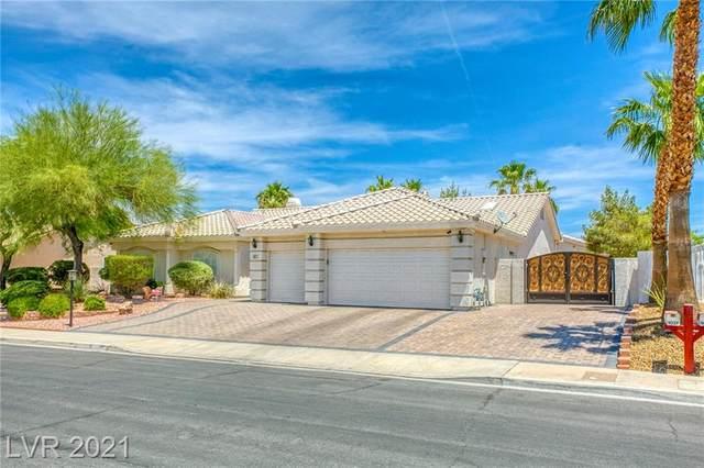 1021 Norellat Road, Henderson, NV 89011 (MLS #2300750) :: Custom Fit Real Estate Group