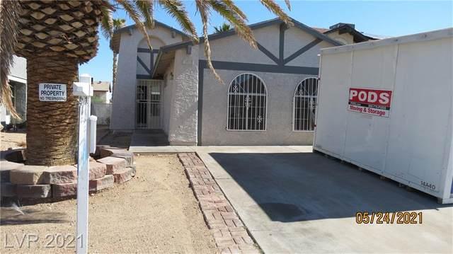517 Inness Avenue, Henderson, NV 89011 (MLS #2300760) :: Galindo Group Real Estate