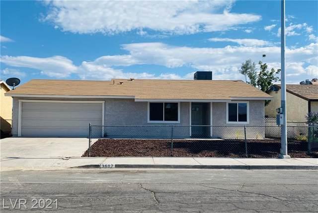 3607 San Francisco Avenue, Las Vegas, NV 89115 (MLS #2300765) :: Lindstrom Radcliffe Group