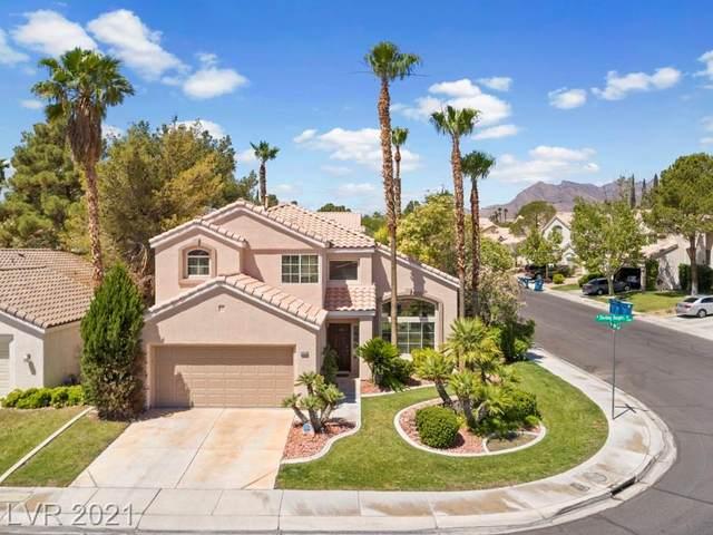 2433 Sterling Heights Drive, Las Vegas, NV 89134 (MLS #2301785) :: Jack Greenberg Group