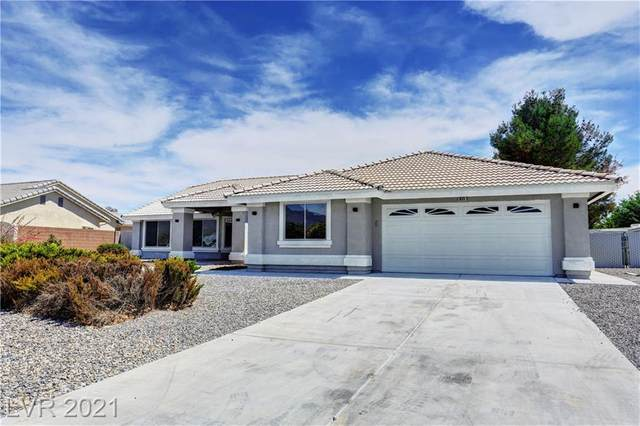 611 W Painted Trails Road, Pahrump, NV 89060 (MLS #2301787) :: Signature Real Estate Group