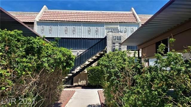1748 Jupiter Court B, Las Vegas, NV 89119 (MLS #2301840) :: Jack Greenberg Group