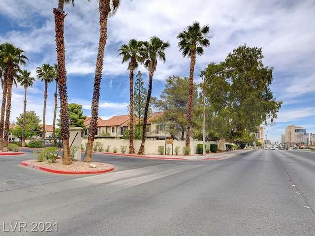 3683 Lucido Drive #22, Las Vegas, NV 89103 (MLS #2301857) :: DT Real Estate
