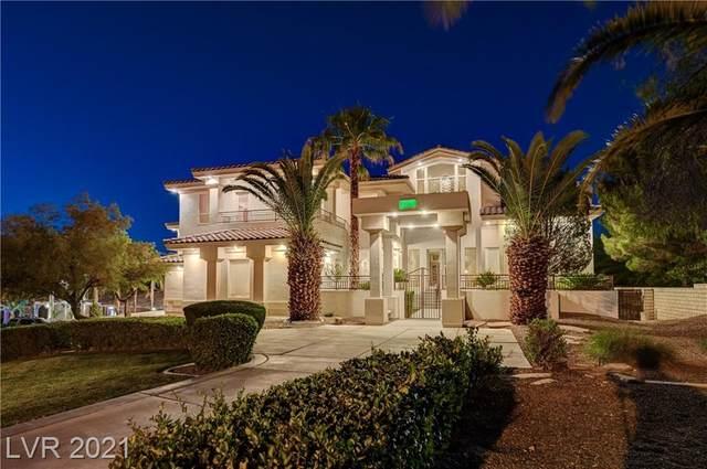 2058 Troon Drive, Henderson, NV 89074 (MLS #2301892) :: Custom Fit Real Estate Group