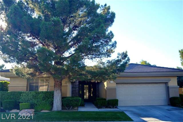 104 Fountainhead Circle, Henderson, NV 89052 (MLS #2301894) :: Lindstrom Radcliffe Group