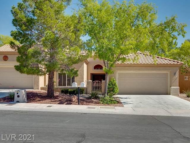 9360 Villa Ridge Drive, Las Vegas, NV 89134 (MLS #2301897) :: The Shear Team