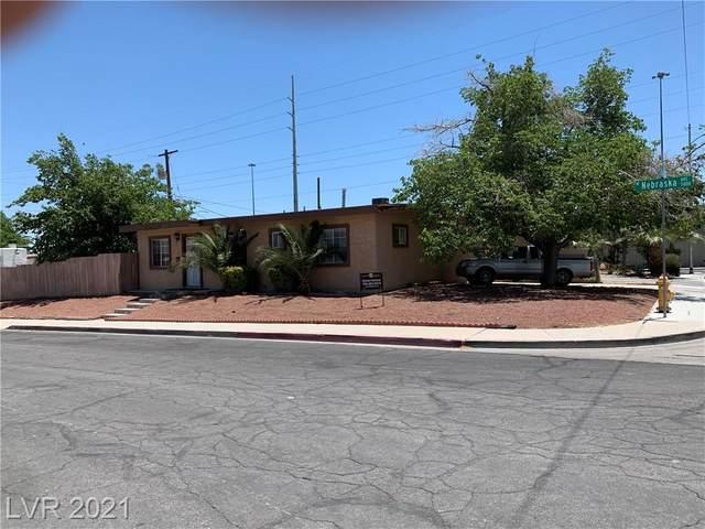 5013 Nebraska Avenue, Las Vegas, NV 89107 (MLS #2301933) :: Jeffrey Sabel