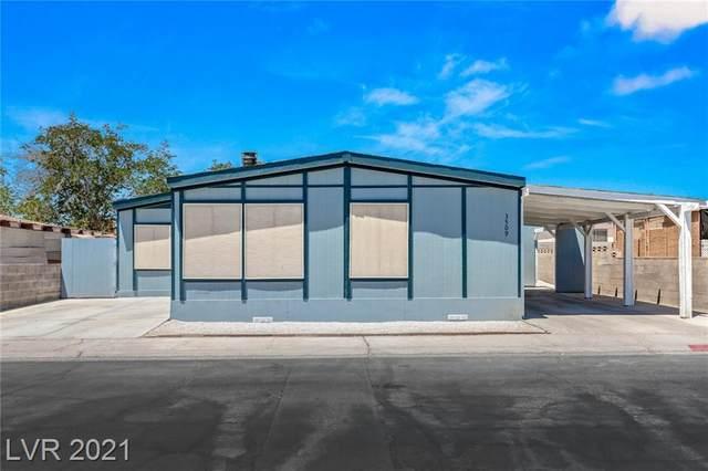 3509 Big Sur Drive, Las Vegas, NV 89122 (MLS #2301940) :: Jack Greenberg Group