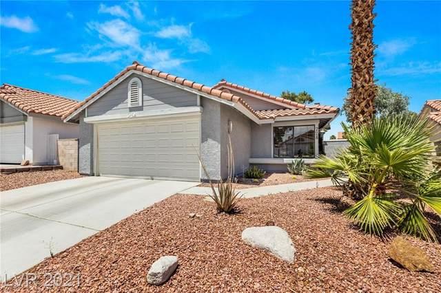 728 Whispering Palms Drive, Las Vegas, NV 89123 (MLS #2301941) :: Galindo Group Real Estate