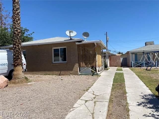1617 Stewart Avenue, Las Vegas, NV 89101 (MLS #2301948) :: The Shear Team