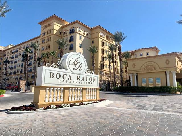 2455 W Serene Avenue #835, Las Vegas, NV 89123 (MLS #2301994) :: DT Real Estate