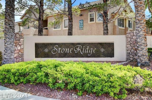 2101 Turquoise Ridge Street #102, Las Vegas, NV 89117 (MLS #2302005) :: Galindo Group Real Estate