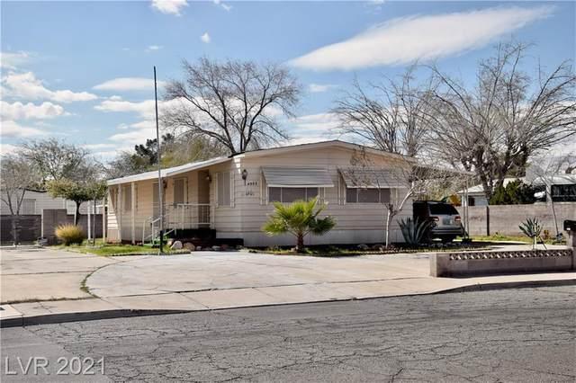 4901 Vista Flora Way, Las Vegas, NV 89121 (MLS #2302011) :: Galindo Group Real Estate