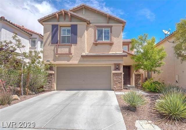 10644 Tray Mountain Avenue, Las Vegas, NV 89166 (MLS #2302018) :: The Shear Team