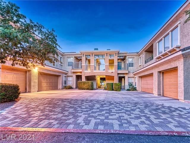 830 Cozette Court #103, Las Vegas, NV 89144 (MLS #2302023) :: DT Real Estate
