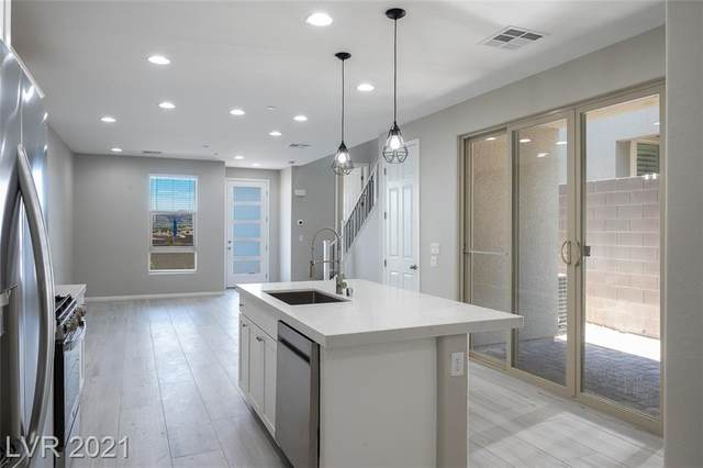 11673 Redwood Mountain Avenue, Las Vegas, NV 89138 (MLS #2302026) :: DT Real Estate