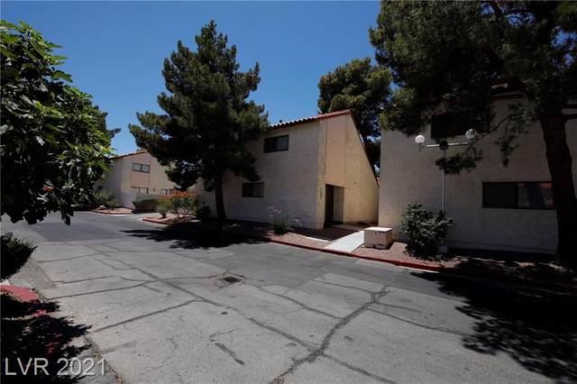3351 Racquet Street, Las Vegas, NV 89121 (MLS #2302040) :: Jeffrey Sabel