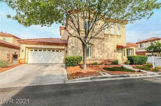 5211 Monterey Park Circle, Las Vegas, NV 89146 (MLS #2302050) :: Kypreos Team