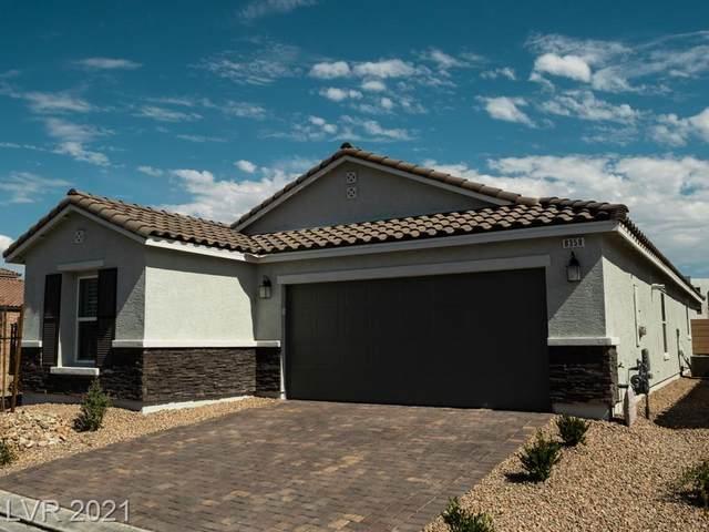 8358 Vinamala Avenue, Las Vegas, NV 89149 (MLS #2302081) :: Hebert Group | Realty One Group