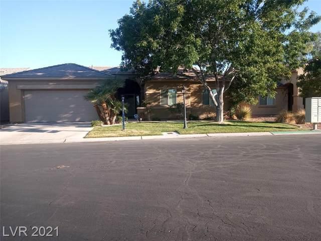 5621 Little Lake Avenue, Las Vegas, NV 89122 (MLS #2302091) :: Galindo Group Real Estate
