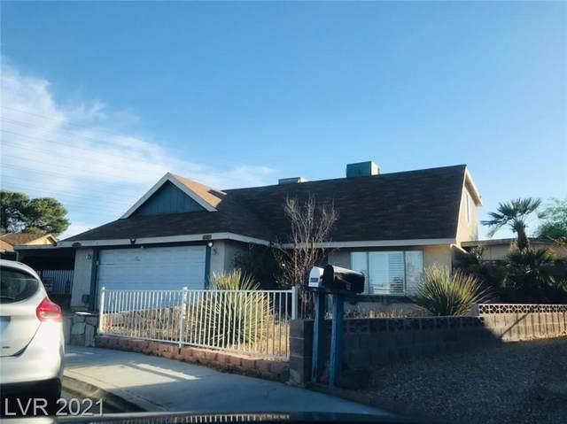 4085 Belhaven Street, Las Vegas, NV 89147 (MLS #2302113) :: Keller Williams Realty