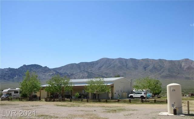 474 N Diablo Drive, Amargosa, NV 89020 (MLS #2302141) :: Hebert Group | eXp Realty