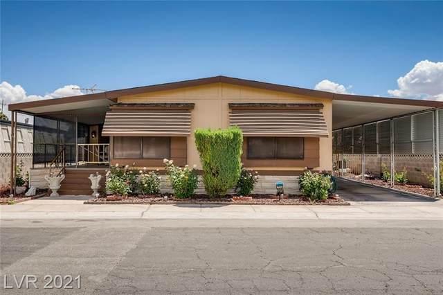 3616 Isle Royale Drive, Las Vegas, NV 89122 (MLS #2302179) :: Jack Greenberg Group