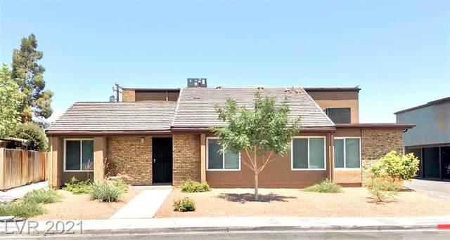 1400 Hialeah Drive C, Las Vegas, NV 89119 (MLS #2302184) :: DT Real Estate