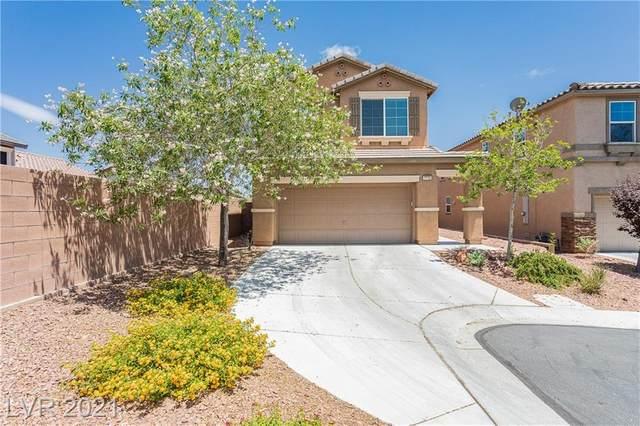 7772 Caley Canyon Street, Las Vegas, NV 89166 (MLS #2302197) :: Jack Greenberg Group
