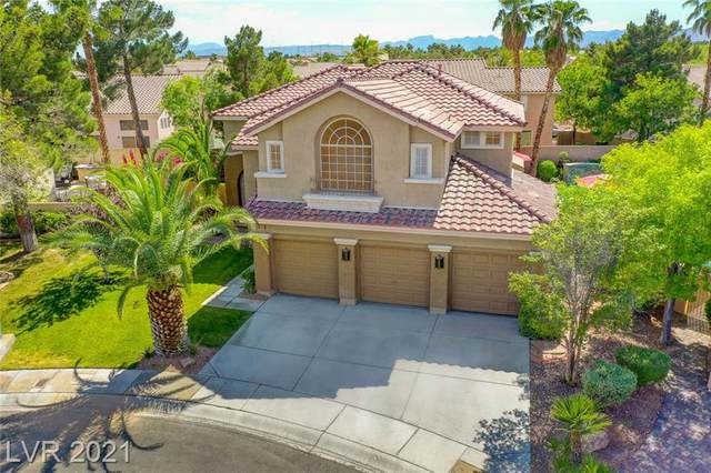1721 Double Arrow Place, Las Vegas, NV 89128 (MLS #2302256) :: ERA Brokers Consolidated / Sherman Group
