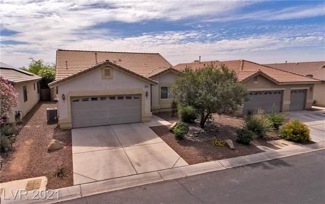 3882 Winter Whitetail Street, Las Vegas, NV 89122 (MLS #2302271) :: Jeffrey Sabel