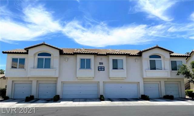 7211 Indian Creek Lane #203, Las Vegas, NV 89149 (MLS #2302355) :: Custom Fit Real Estate Group